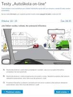 Bezpečné cesty.cz - Autoškola - Testy
