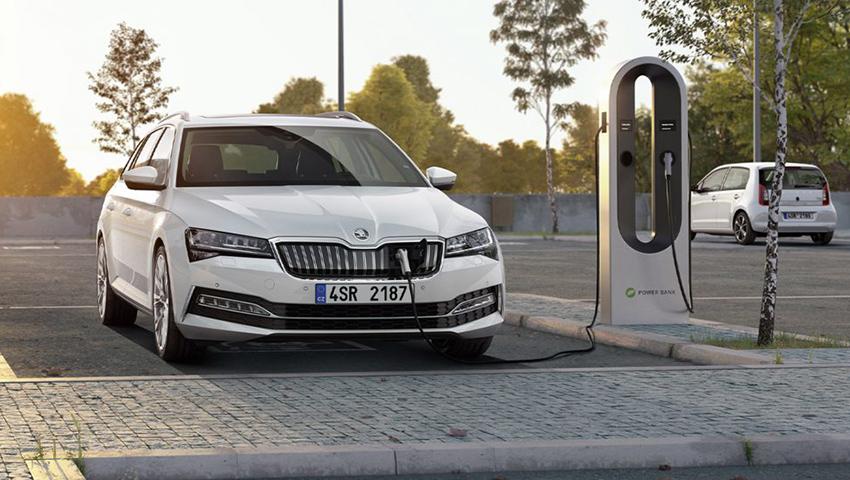 Elektrický pohon (Zdroj: ŠKODA AUTO, www.skoda-auto.cz)