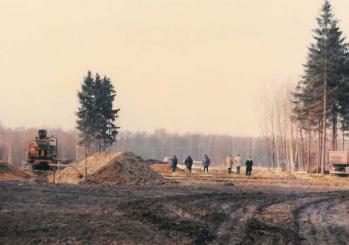 5. 3. 1996 – počátek výstavby zkušebny v Úhelnici (dohoda mezi TÜV (nový majitel ÚVMV) a Škoda Auto)