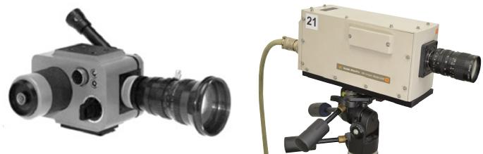 Kamera Weinberger Stalex vs digitální kamera KODAK HG 2000