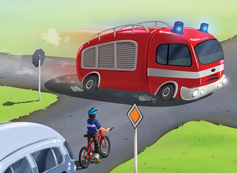 Dopravní nehoda a první pomoc