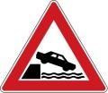 Dopravní značka - Nábřeží
