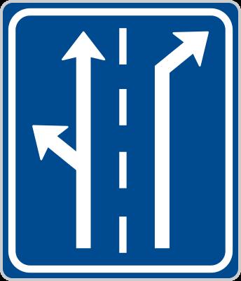 Řadicí pruhy