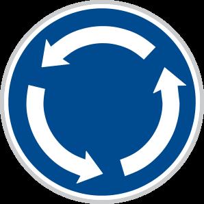Kruhový objezd