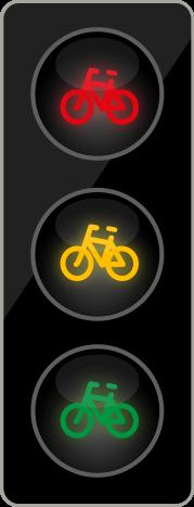 Semafor pro cyklisty