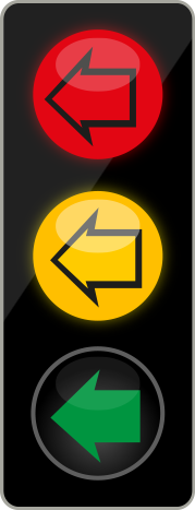 Semafor pro auta