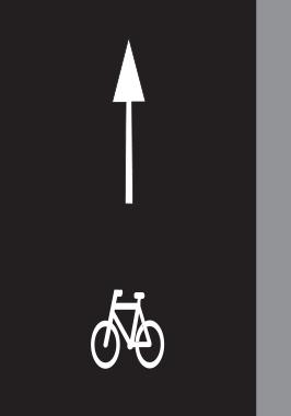 Jízdní pruh pro cyklisty