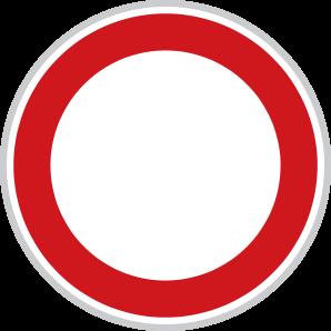 Zákazové dopravní značky