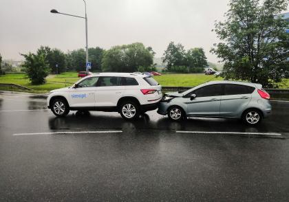 Jak správně vyplnit záznam o dopravní nehodě