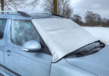Bezpečná jízda v zimě - Příprava na zimu