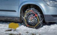 Bezpečná jízda v zimě