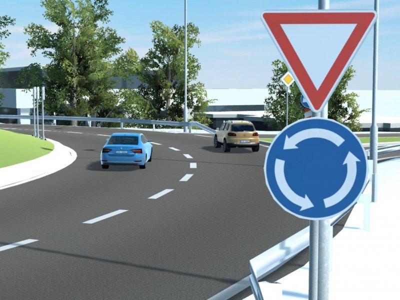 Soutěž s 3D a 2D dopravními situacemi