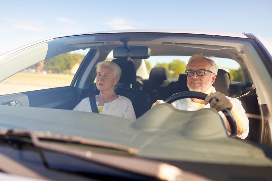 Pravidelné lékařské prohlídky řidičů