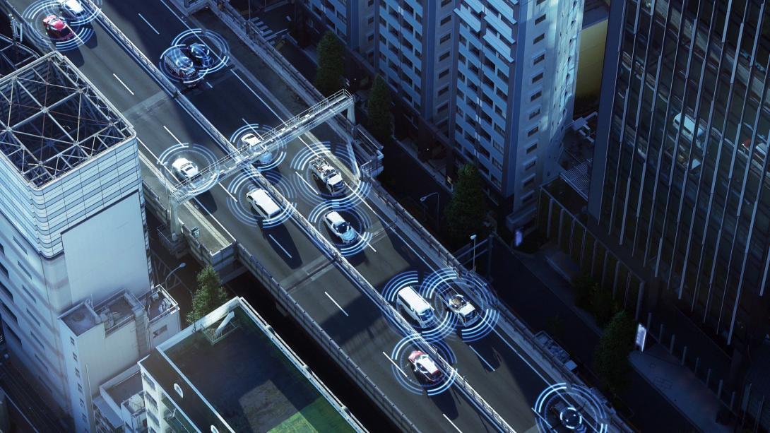 Bezpečnost automobilů - sdílení dat