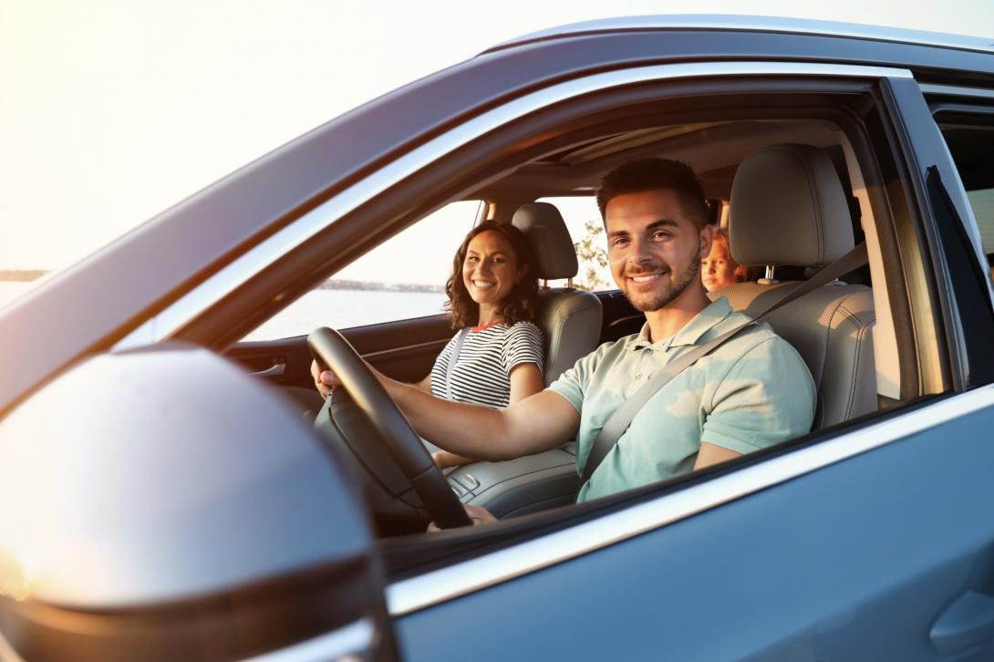 Bezpečnost automobilů - řidič