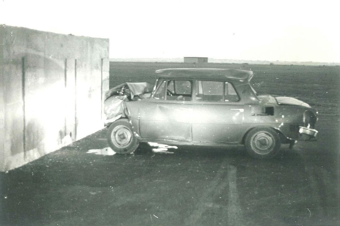"""Předtest (již značně """"použitým"""" vozem Škoda 100)"""