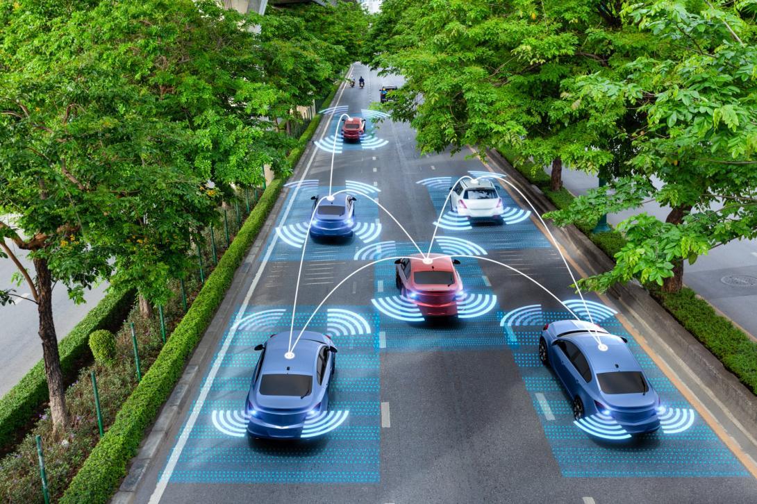 Sdílení dat mezi vozidly