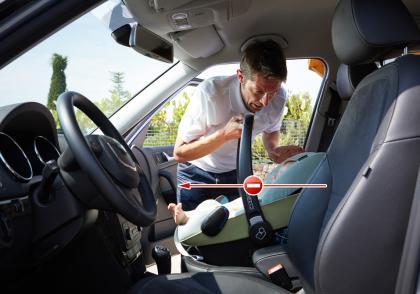 Jak vybrat a správně používat dětskou autosedačku?