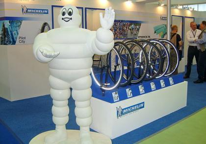 Michelin – synonymum pro pneumatiku