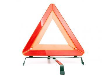 Výstražní trojuhelník