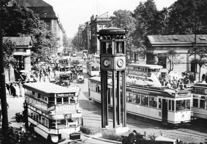 Historie světelných zařízení a dalších bezpečnostních prvků silniční dopravy