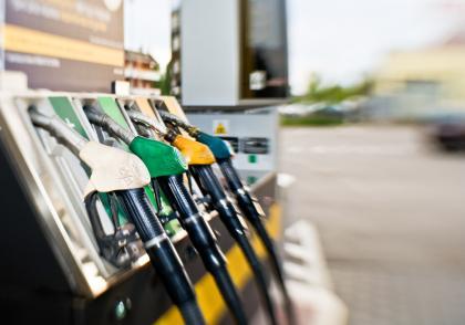Nové značení paliva na čerpacích stanicích