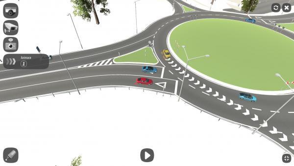 Zobrazení doplňkových animací