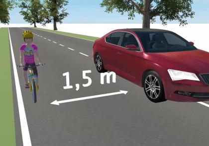 Řidiči a cyklisté - ohleduplnost a časté chyby