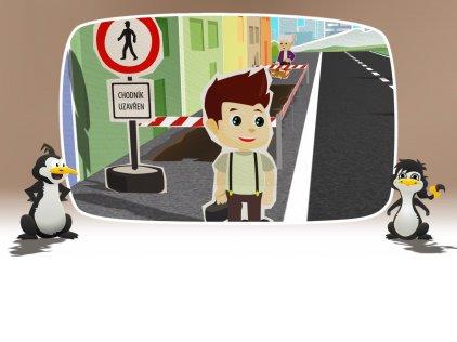 Animovaná dopravní výchova