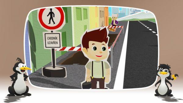 Bezpečná cesty dětí do školy