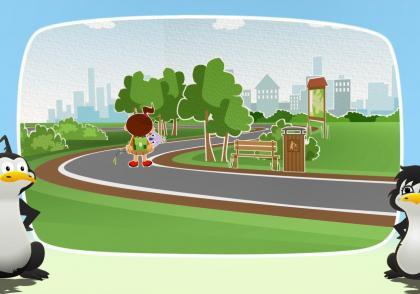 Animovaná dopravní výchova na ČT Déčko