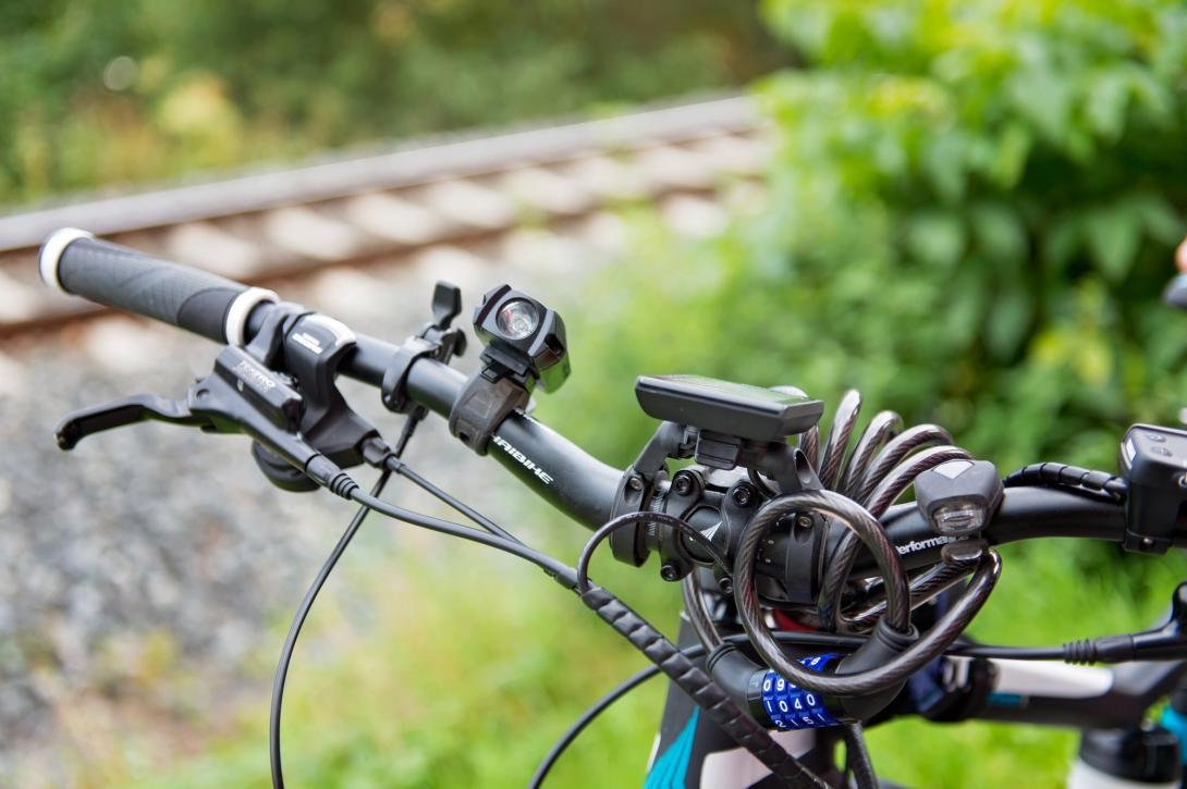 Cyklovýlet - příprava před jízdou - brzdy