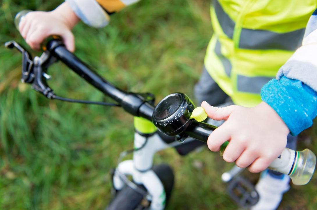 Cyklovýlet - zvonek