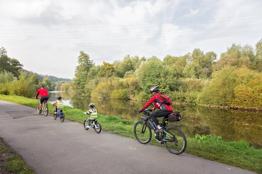 Cyklovýlet - cyklotrasa, cyklostezka