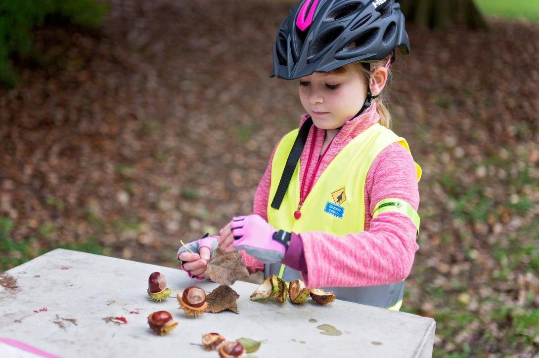 Cyklovýlet - zábava pro zpestření cesty