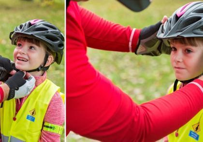Měli by nosit přilbu všichni cyklisté?