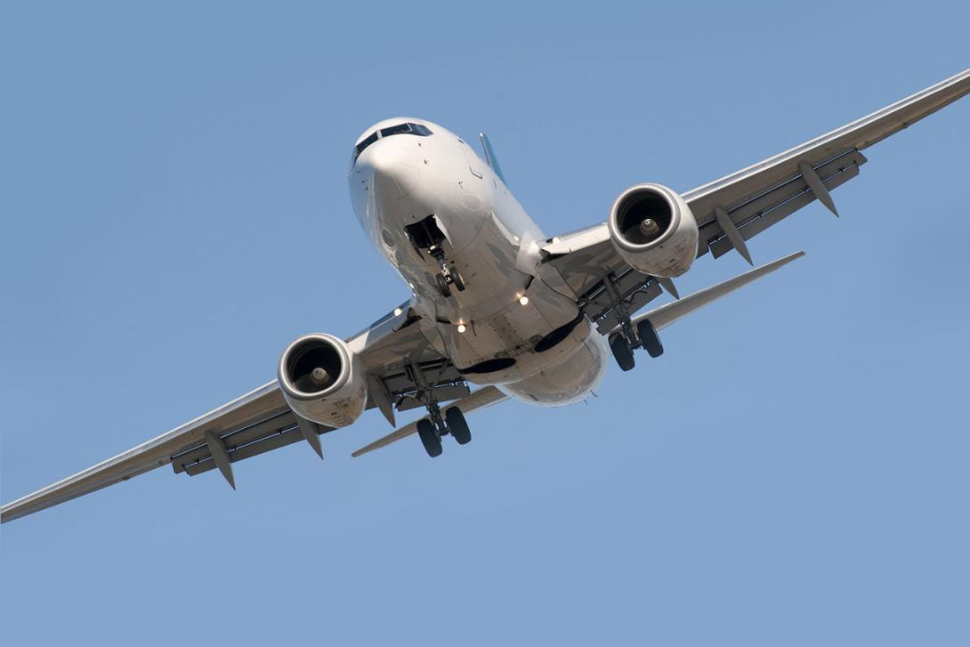 Dálková přeprava - letadlo
