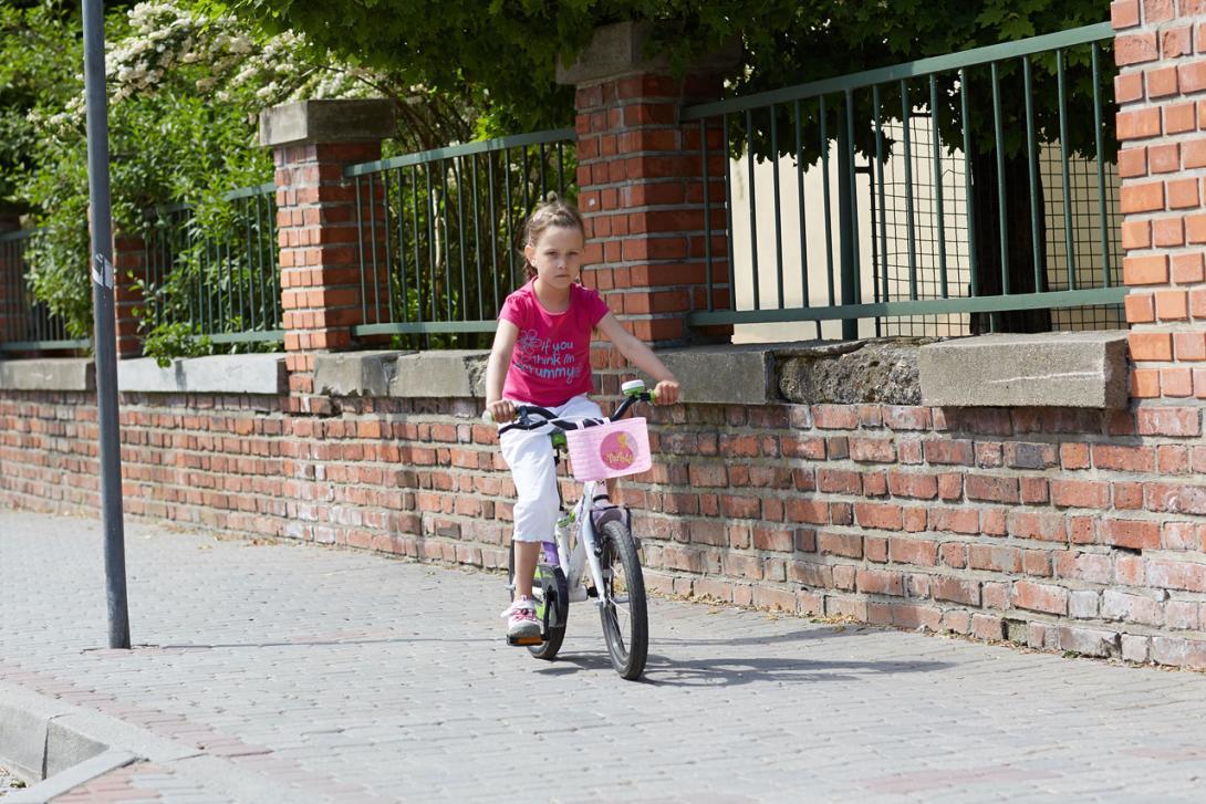 Špatně: Jedeme do školy na kole