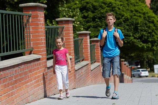 Bezpečná cesta dětí do školy - víte, co pro ni udělat?
