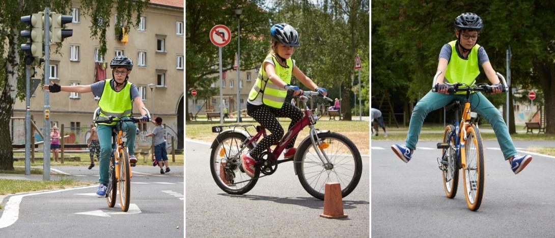 Zdokonalování jízdních dovedností