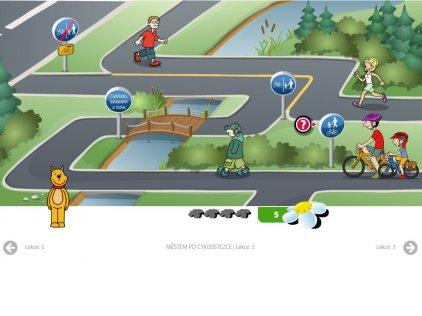 Interaktivní dopravní výchova