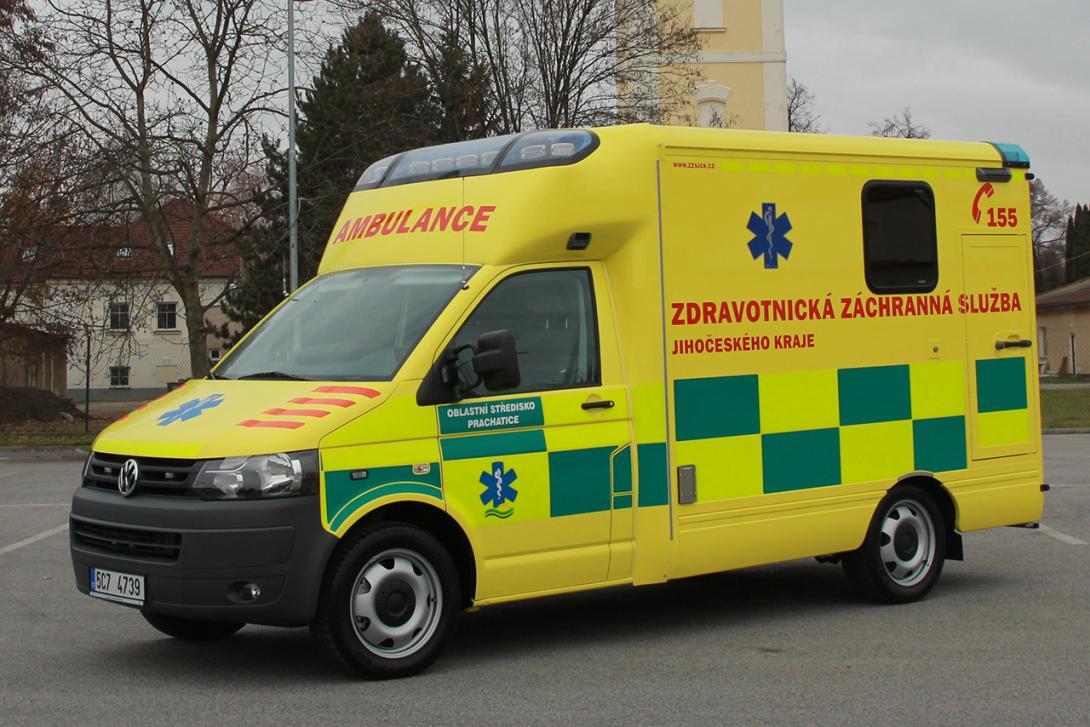 Přivolání pomoci: IZS - 112, Sanitka – 155