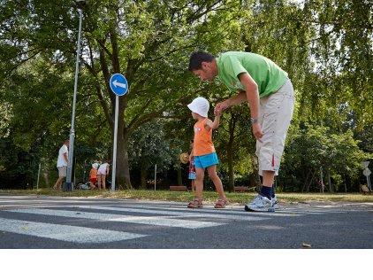Dopravní výchova v rodině