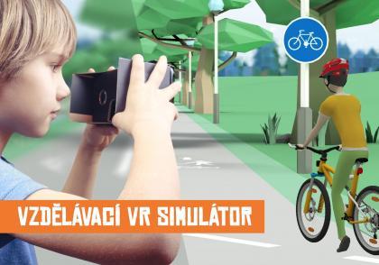 VR cyklistu si stáhlo již 10 000 lidí