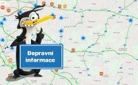 Dopravní info – mobilní aplikace