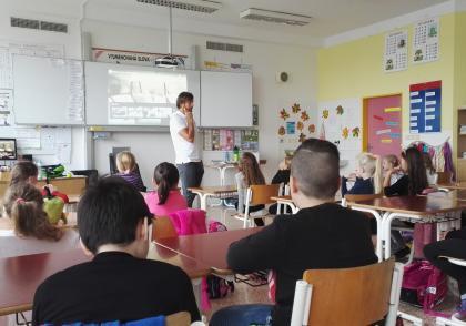 Bezpečný pátek – program pro školy pokračuje