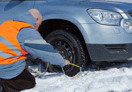 40 rad pro bezpečnou jízdu v zimě