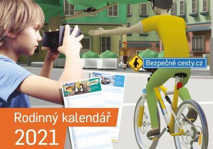 Nové soutěže o Rodinný kalendář na rok 2021