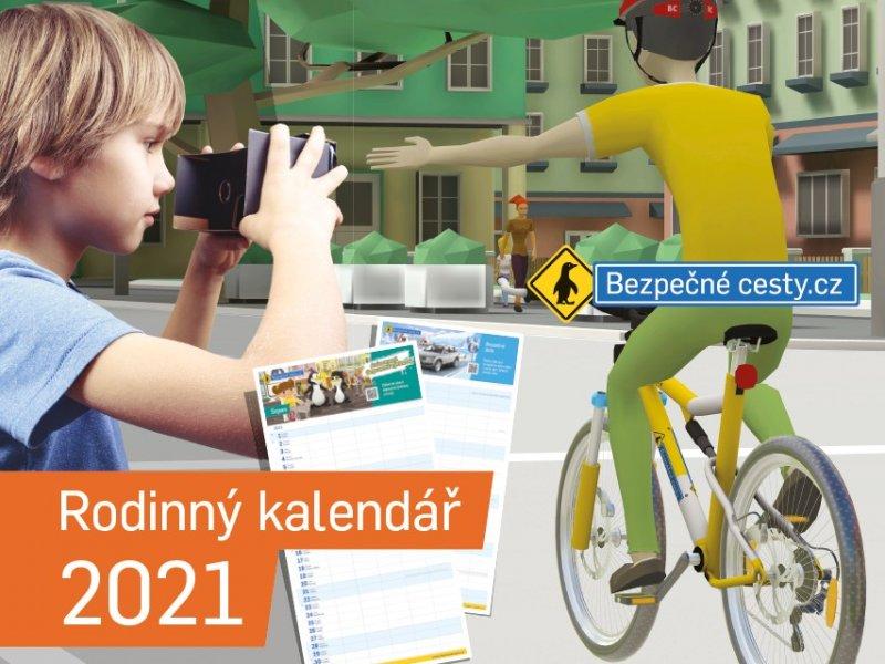 Soutěž o Rodinný kalendář pro rok 2021