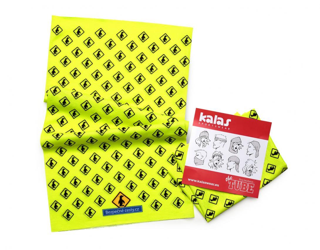 Mulktifunkční šátek - design 1